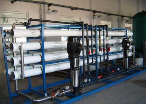 软化水设备厂家:导致反渗透膜脱盐率过快下降的原因有哪些