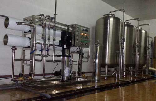 矿泉水设备生产的矿泉水有美容的效果吗