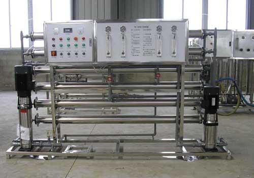 湘西州纯净水设备