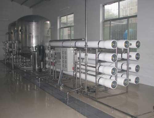 乌鲁木齐纯净水设备
