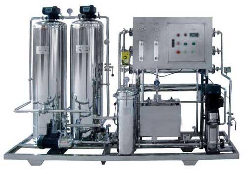 武威纯净水设备