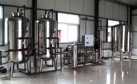 黃南州純凈水設備