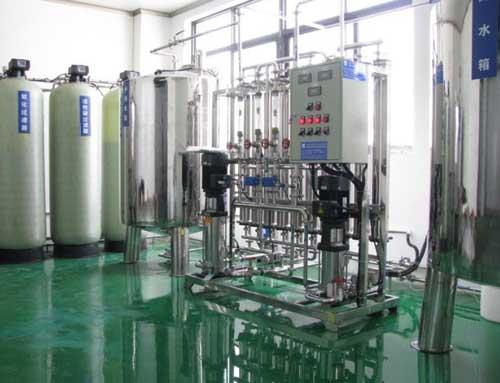 江门纯净水设备
