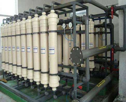 矿泉水设备结垢必须要及早维修