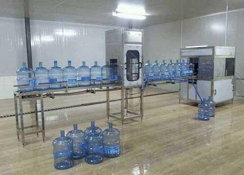 阿坝州矿泉水设备