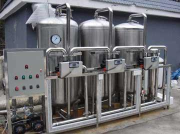 红河州饮用水净化设备