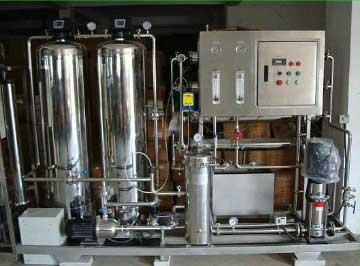 黔东南州饮用水净化设备