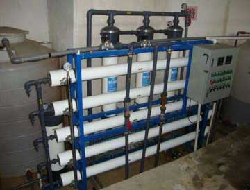 黔南州饮用水净化设备