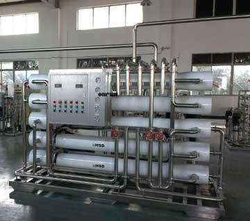 中山饮用水净化设备