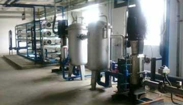 北海饮用水净化设备