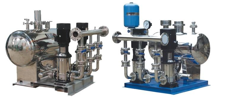 江苏无负压供水设备应用和设备组成