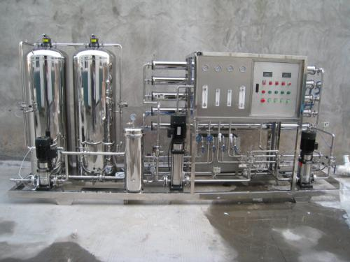 纯净水设备的技术特点