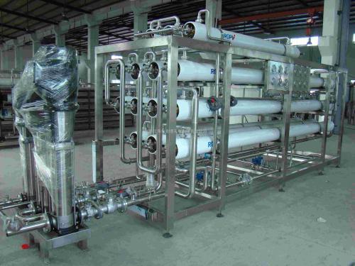 纯净水设备的处理方法主要有以下五个