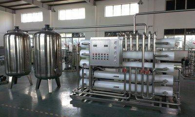 純凈水設備的維護保養有多重要