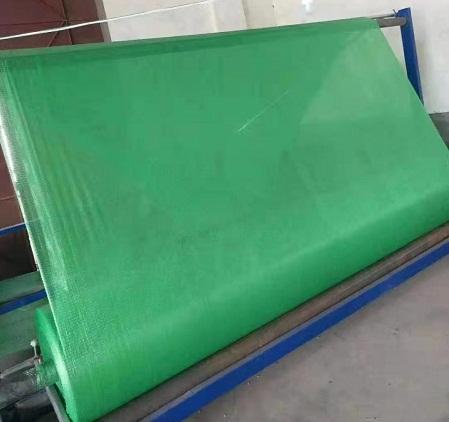 绿色盖土防尘网