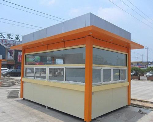 福州售货亭