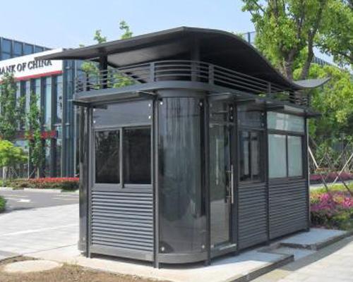 福州钢结构岗亭