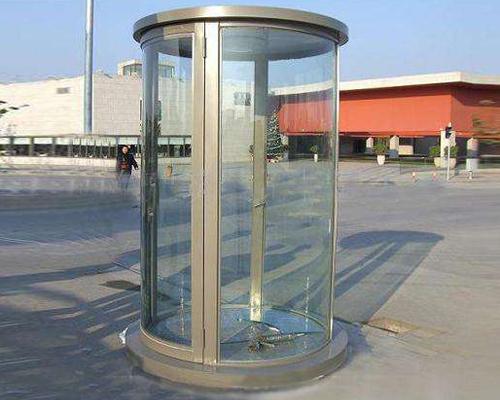 福州防彈玻璃崗亭