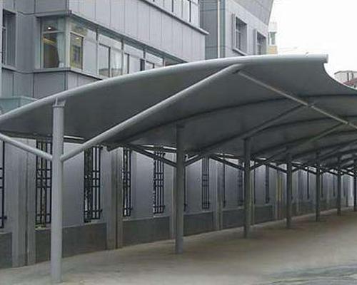 福建膜结构雨棚