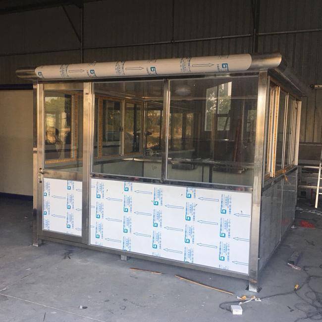 南平玻璃钢岗亭