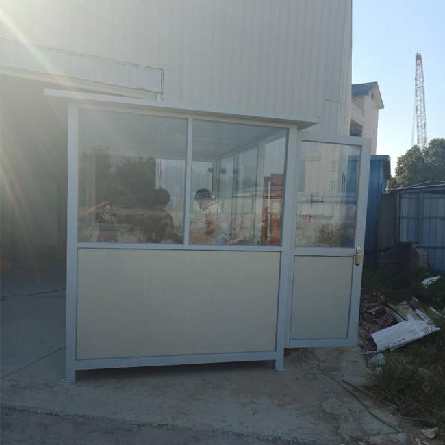 三明交通玻璃岗亭