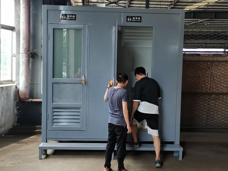 福州厂区简易公厕定制安装