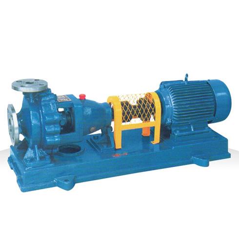 單級單吸離心泵