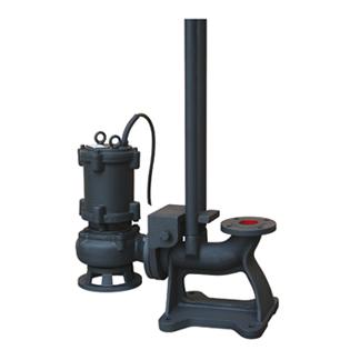 固定式潛水排汙泵