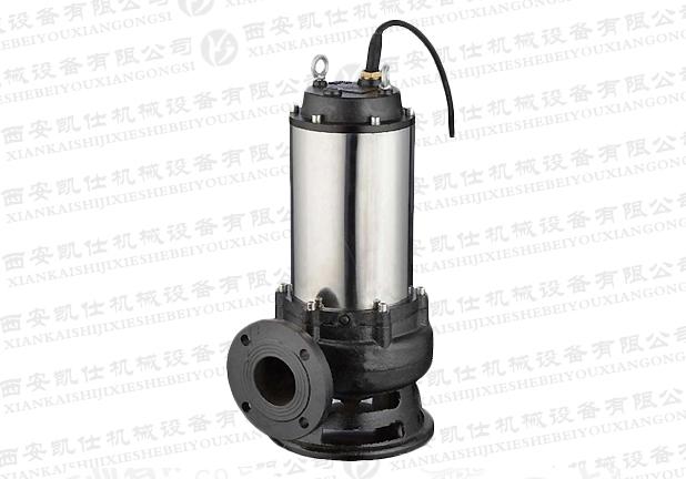自動攪勻潛水排汙泵