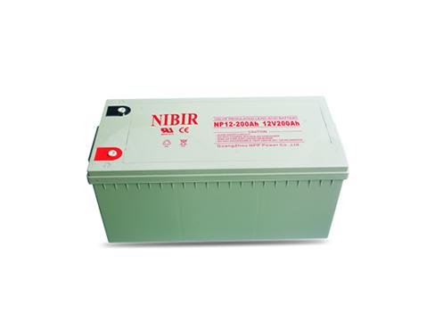 耐普NIBIR电池
