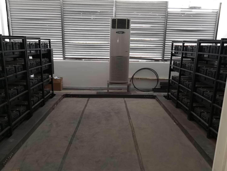 西安凯实信息承建西京医院ups电源、电池间布线并成功交付