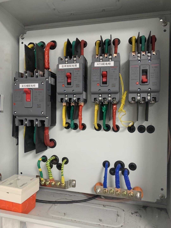 西安凯实信息为宝鸡某部气象局机房提供ups电源整体解决方案