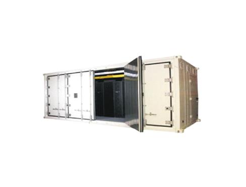 北斗BC集装箱模块化数据中心