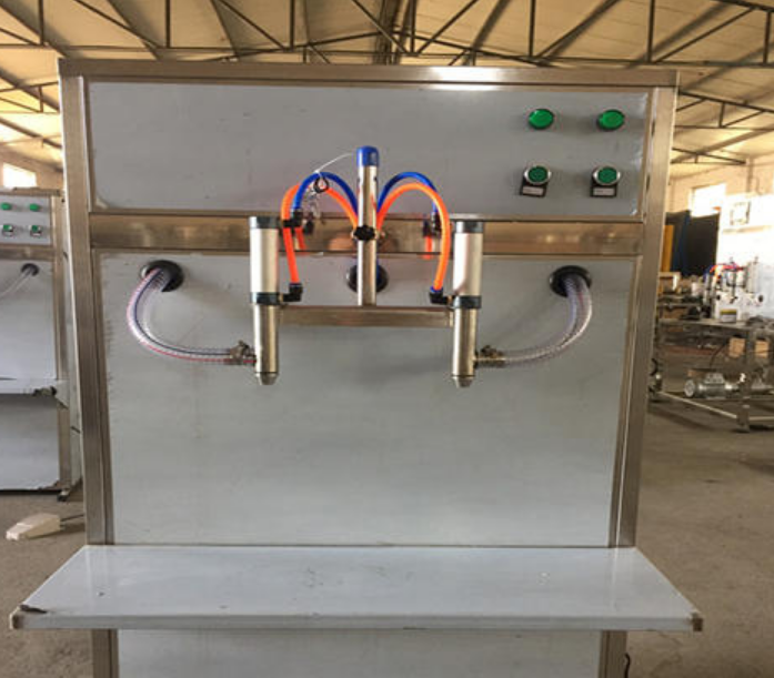 全自动食用油灌装机