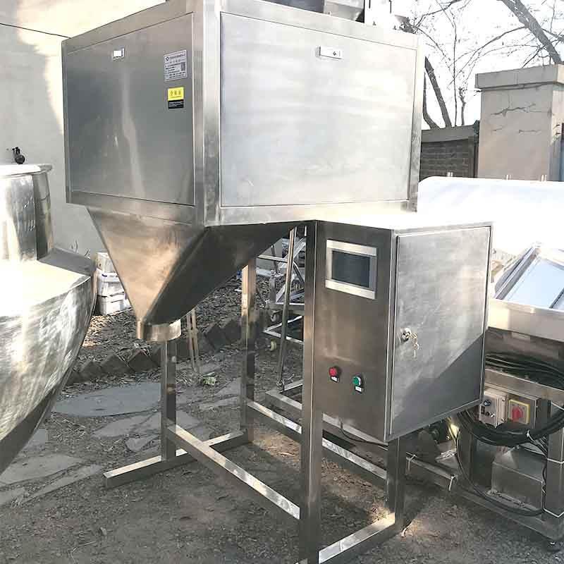 自动食用油灌装机