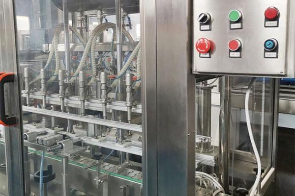食用油自动灌装机