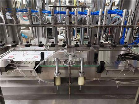 酱油醋液体灌装机