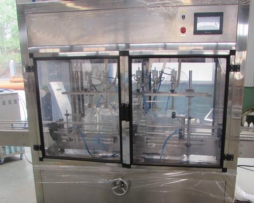 桶装酱油醋灌装机