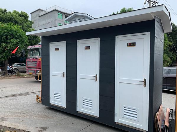 福州装配式钢结构公厕