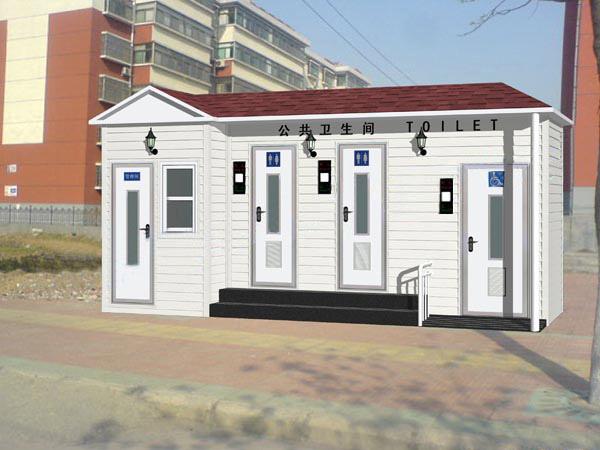 福州生态环保公厕