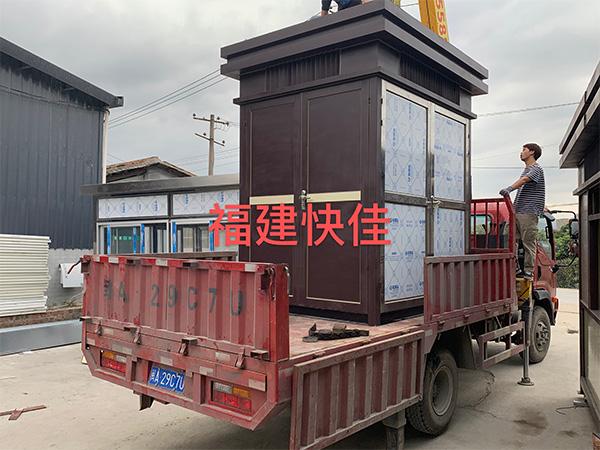 福州钢构站房