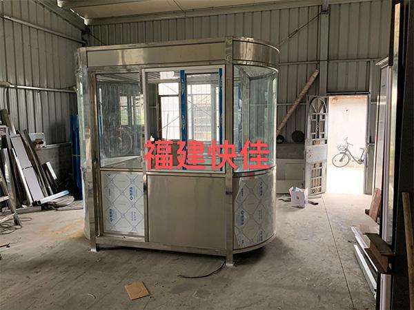 福州钢结构保安岗亭