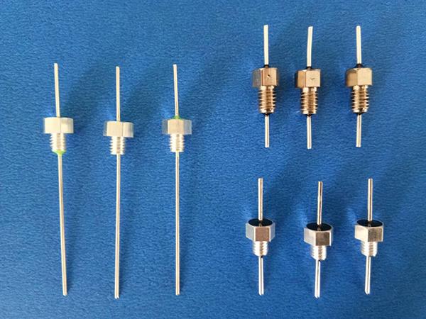 树脂密封螺纹式穿心电容