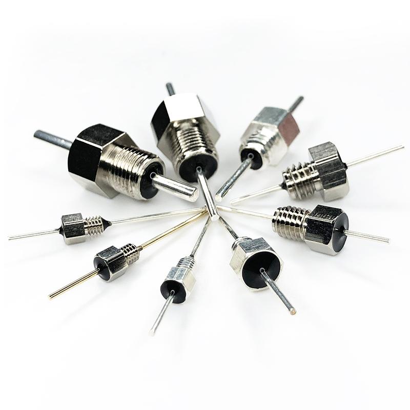 M4型螺纹高电流穿心电容