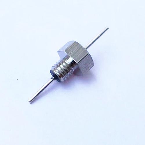 螺紋式M5穿芯電容