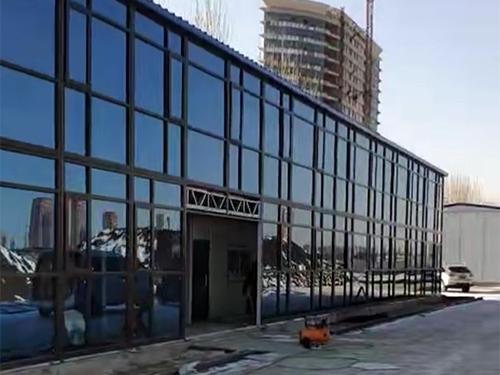 沈阳钢结构厂房