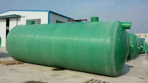 河北玻璃钢化粪池安装使用