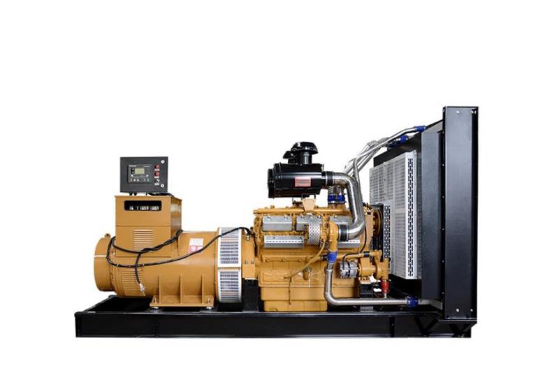 800kw凯普发电机