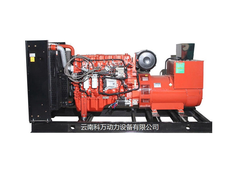 400KW静音玉柴发电机组