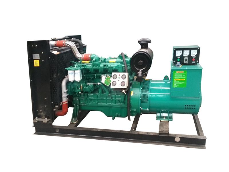 贵阳移动式玉柴400KW发电机组
